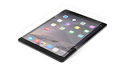 ZAGG InvisibleShield HDX Screen Protector - HD Clarity + Extreme Shatter Protection for Apple iPad Pro 9.7 / iPad Air 2 / iPad Air ()