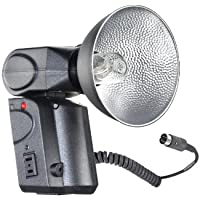 Quantum Qflash Handle Mount Camera Flashes (QFT5d-R)