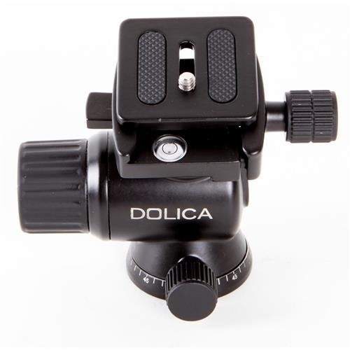 Dolica B300 Professional Ball Head, Black