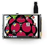 Waveshare Raspberry Pi 3,5 pouces TFT écran tactile LCD (A) 320 * 480 Raspberry Pi RPi / Raspberry Pi 2 Modèle B / Raspberry Pi 3 Modèle B