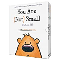Deals on You Are Not Small Boxed Set Hardcover