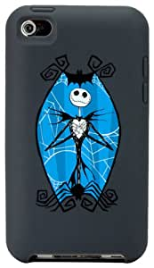 PDP IP-1470 Marvel - Funda con diseño de Jack Skellington para Apple iPod touch 4