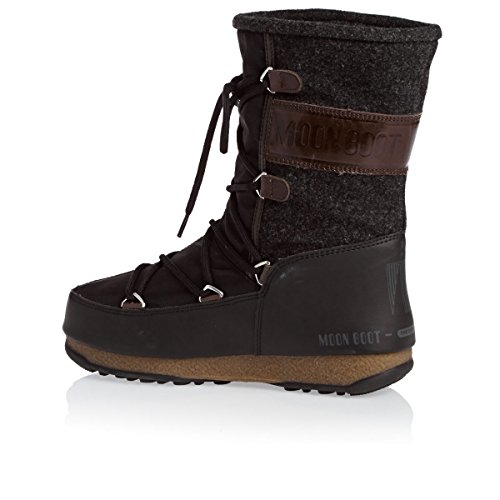 Botas de invierno Moon Boot Black