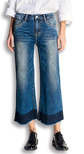 Lixmee - Pantalón - para mujer _04Dark-Blue