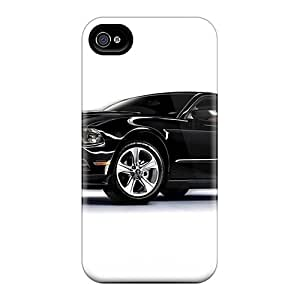 ChristopherWalsh Iphone 4/4s Excellent Hard Cell-phone Case Provide Private Custom Colorful Ford Mustang Image [meN20220aidK]