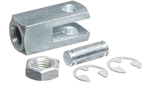 (Parker L071300300  Piston Rod Clevis, for Nose or Universal Mount, for use with 1 1/16