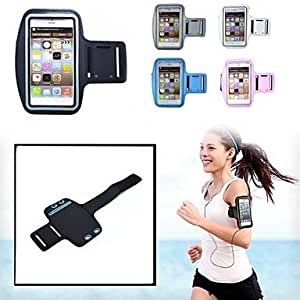 LCJ Trendy Sport Running Armband Apple for iPhone 6 Plus (Assorted Color) , Green