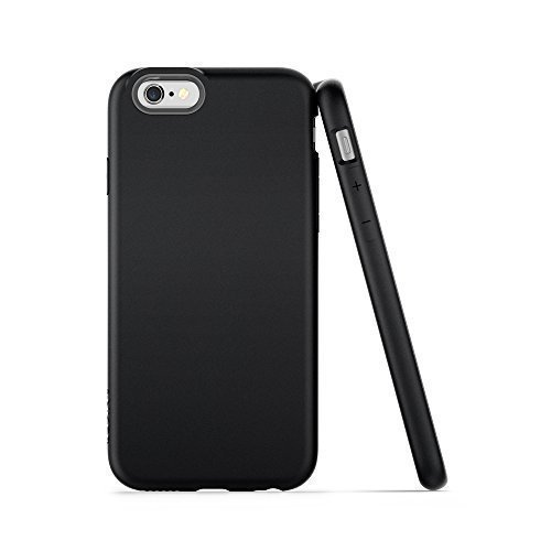 Anker-SlimShell-LIFETIME-WARRANTY-Ultra-Slim-Light-Protective-Case-Compatible-with-iPhone-6-iPhone-6s-Black