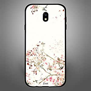 Samsung Galaxy J7 2017 Tree branches white