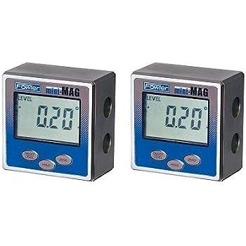 Fowler 74-422-450-1 Mini-Mag Protractor