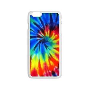 SKULL Tie dye Phone Case for Iphone 6 Kimberly Kurzendoerfer