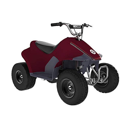 GOTRAX ROVER Electric ATV - Four Wheeler Quad - 36V 500W (Red)