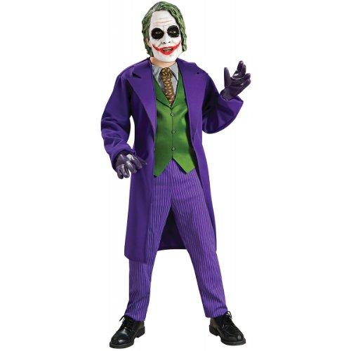 Joker Halloween Costumes For Women - Batman The Dark Knight Deluxe The