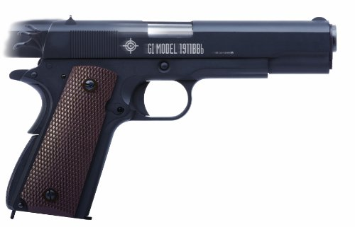 Crosman GI Model 1911 Gas Blow Back Air Pistol with Full Metal Frame