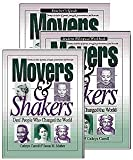 Movers and Shakers, Deaf People Who Changed the World, Carroll, Cathryn and Mather, Susan M., 0915035650
