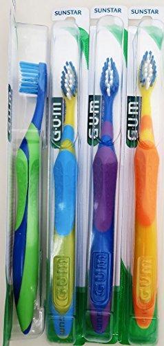 Gum 221 Technique Kids Toothbrush - Soft (6 Pack)