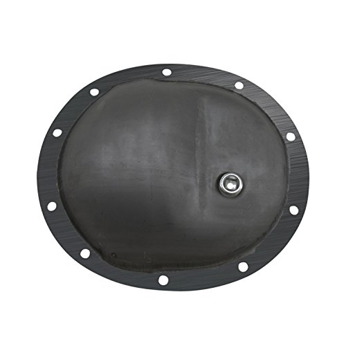Yukon Gear & Axle (YP C5-M35-M) Steel Cover with Metal Fill Plug for AMC Model 35 Differential
