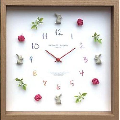 (アートクロック)Display Clock Rabbit 3 B00JQXRUQE