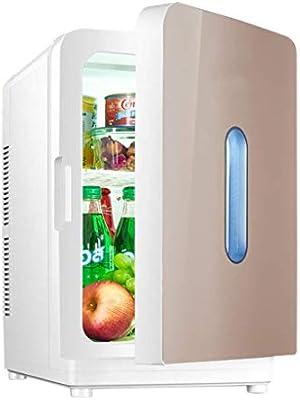 M_LRSSK Mini refrigerador de Coche ABS refrigerador multifunción ...
