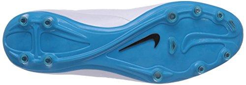 Total Lagoon hombre Hypervenom Black Blue Crimson para Phelon White Fg Zapatos Nike Blanco T6Xwzvxxq
