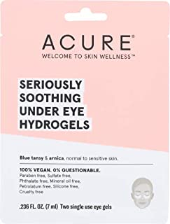 product image for Acure Seriously Soothing Under Eye Hydrogels 7 ml Gel (Pack of 12)