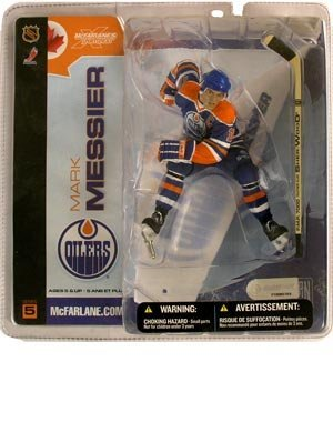 McFarlane Sportspicks: NHL Series 5 > Mark Messier Action Figure ()