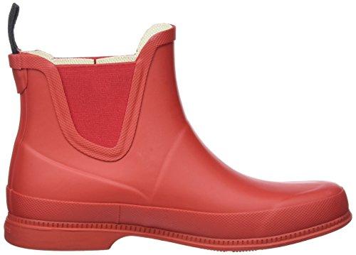 Tretorn Damen Eva Låg Gummistiefel Rot (Red)