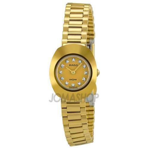 Rado Women's Quartz Watch R12559633 (Woman Rado Watch)