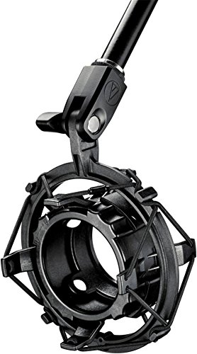 Audio-Technica Gooseneck Uniline Series Cardioid Micropone Microphone Mount AT8484