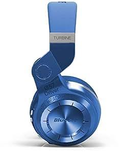 Universal Foldable T2 Bluetooth 4.1 Wireless Stereo Headphones Headset Blue