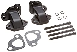 PRW 5293027 Water Pump to Block Elbow, Black, Pair