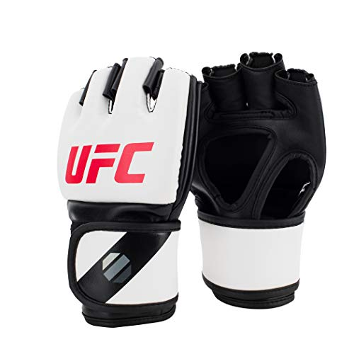 UFC 5oz MMA Gloves - SM/Med - MMA Gloves, White, Small/Medium