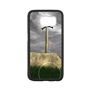 Samsung Galaxy S6 Phone Case Sword in the Stone Personalized Cover Cell Phone Cases GHR741300