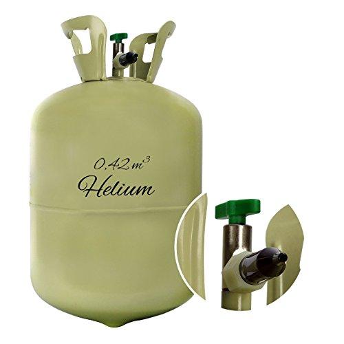 Adams Fill'N Away 50 Balloon Helium Cylinder, Inflates 50