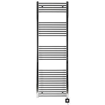 Radiador toallero eléctrico Alto 1775 x 500b BH313e recto del cromo