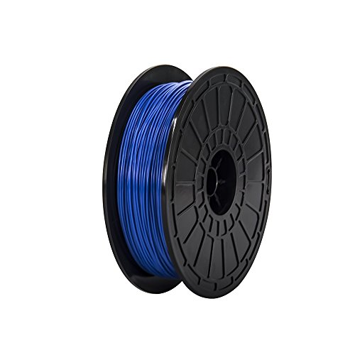 175mm-ABS-Blue-3d-Printer-Filament-NW06-kg-Per-Spool-for-FlashForge-Dreamer