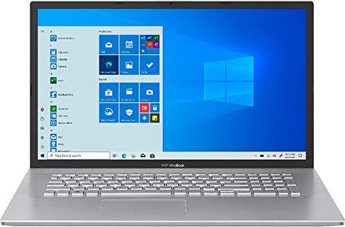 VivoBook 17 17.3″ Laptop – AMD Ryzen 7 – 12GB Memory – AMD Radeon RX Vega 10 – 512GB SSD – Transparent Silver Model:X712DA-BR7N6SKU:6403423