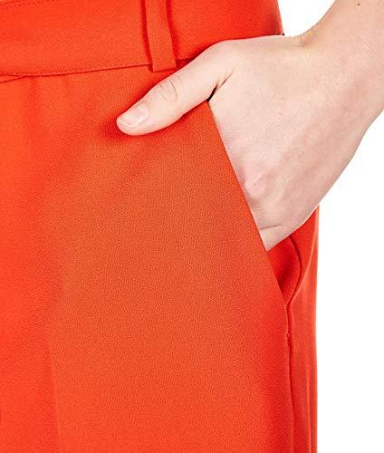 Pinko 1g145c6352r25 Pantalón Poliéster Mujer Rojo 1wxXUPqg1r