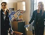 Monica Raymund signed Chicago Fire Gabriela Dawson 8x10 photo W/Coa #2