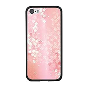 Elegant Floral Hard Design Pretty Flowers Print Case for Iphone 5c Plastic Back Cell Phone Cover for Women (little flowers)