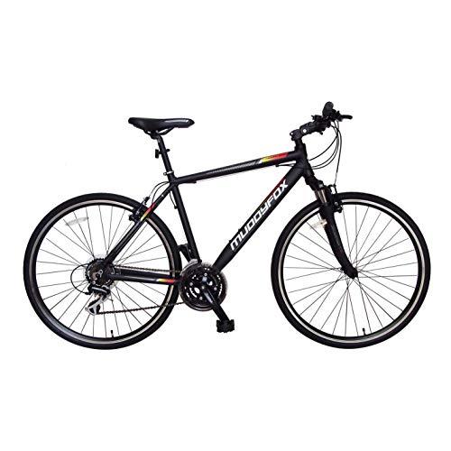 Muddyfox Unisex Tempo 200 Hybrid Bike
