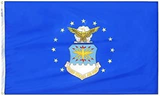 product image for All Star Flags 4x6' US Air Force Nylon Flag - All Weather, Durable, Outdoor Nylon Flag