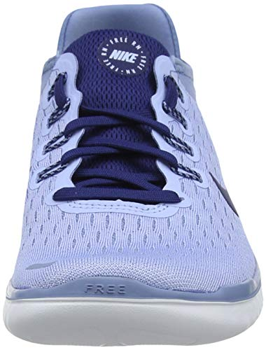 Multicolor de Running Rn Mujer 2018 402 Blue Nike Zapatillas Aluminum Blue work Void Free para white 8CSwnqT