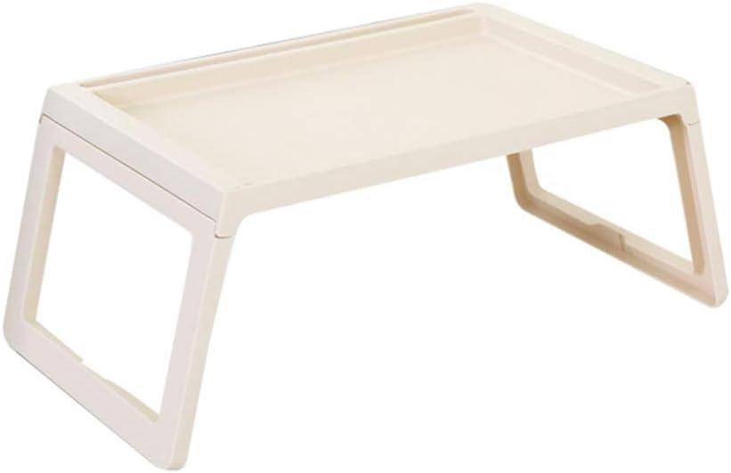 ShiSyan Desk Foldable Multi-Bed Lazy Laptop Desk Simple Student Dormitory Desk Home Writing Desk D