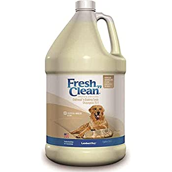 Lambert Kay Fresh 'N Clean Oatmeal 'N Baking Soda Dog Shampoo, 1-Gallon