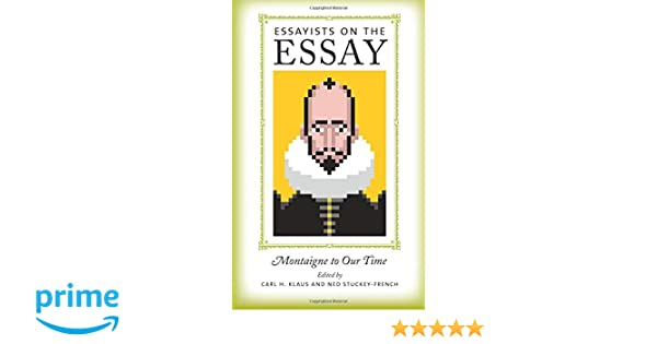 famous essays in english literature