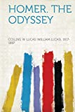 img - for Homer. the Odyssey book / textbook / text book