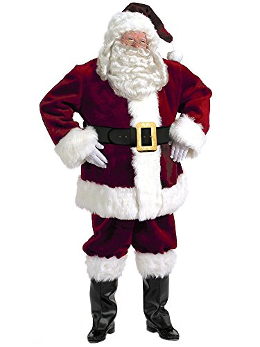 Majestic Santa Suit Mens Christmas Xmas Holiday Outfit Costume by Halco