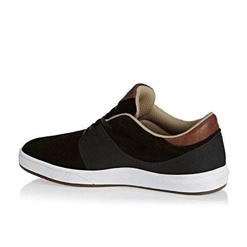 Globe Unisex-adult Mahalo Sg Skateboard Schoenen, Zwart Zwart / Bruin / Hard