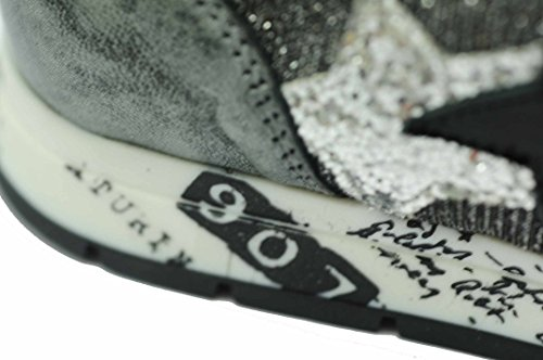 naturino sneaker ragazza grigio 34 eu